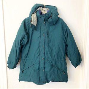Vintage LL Bean Women's Goose Down Puffer Jacket
